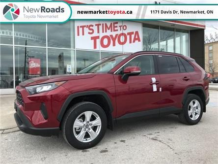 2019 Toyota RAV4 LE (Stk: 34644) in Newmarket - Image 1 of 18