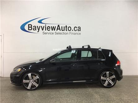 2016 Volkswagen Golf R 2.0 TSI (Stk: 35394W) in Belleville - Image 1 of 28