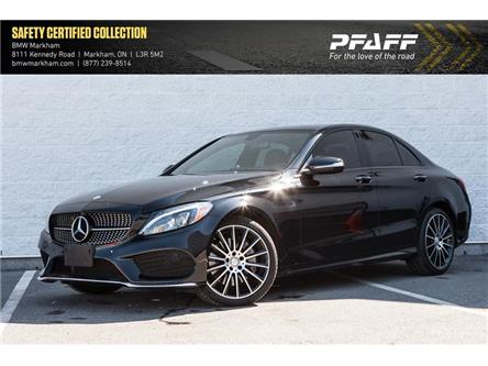 2015 Mercedes-Benz C-Class Base (Stk: O12306A) in Markham - Image 1 of 19