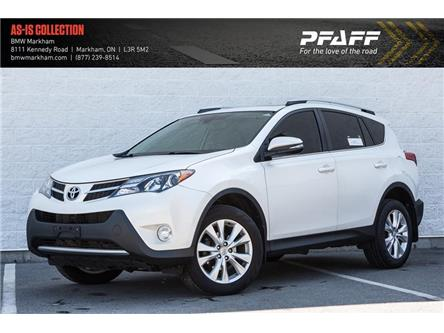 2013 Toyota RAV4 Limited (Stk: U11998A) in Markham - Image 1 of 16