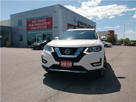 2018 Nissan Rogue SL w/ProPILOT Assist (Stk: KN116622A) in Bowmanville - Image 1 of 12