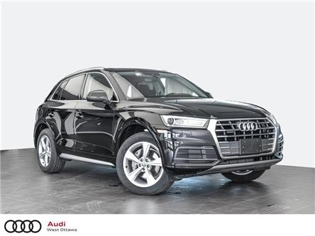 2019 Audi Q5 45 Progressiv (Stk: 91644) in Nepean - Image 1 of 19