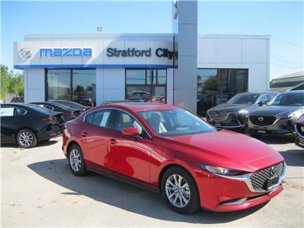 2019 Mazda Mazda3 GS (Stk: 19086) in Stratford - Image 1 of 6