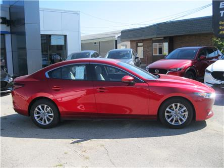 2019 Mazda Mazda3 GS (Stk: 19086) in Stratford - Image 2 of 6