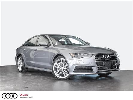 2018 Audi A6 2.0T Technik (Stk: 90392) in Nepean - Image 1 of 19