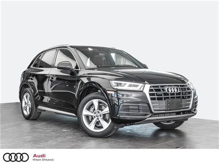 2019 Audi Q5 45 Progressiv (Stk: 91648) in Nepean - Image 1 of 19