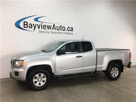 2018 GMC Canyon Base (Stk: 35636W) in Belleville - Image 1 of 28