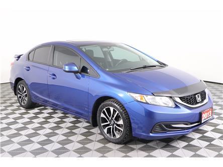 2013 Honda Civic EX (Stk: 19-484A) in Huntsville - Image 1 of 38