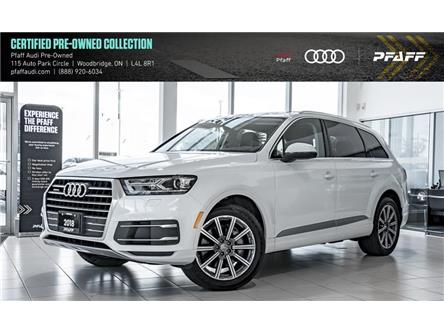 2018 Audi Q7 3.0T Komfort (Stk: C7081) in Woodbridge - Image 1 of 22