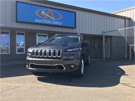 2014 Jeep Cherokee Limited (Stk: 14-167581) in Moncton - Image 1 of 11