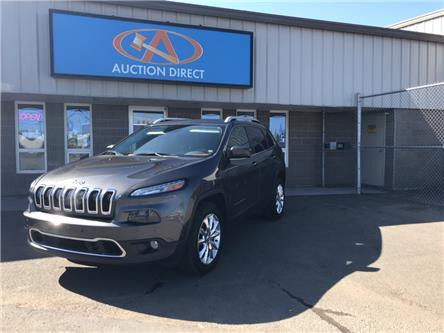 2014 Jeep Cherokee Limited (Stk: 14-167581) in Moncton - Image 2 of 11
