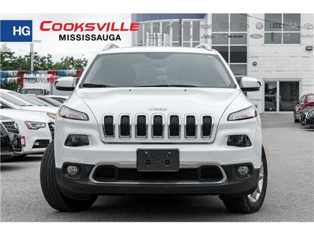 2016 Jeep Cherokee Limited (Stk: 8012P) in Mississauga - Image 2 of 21