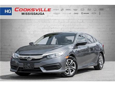 2017 Honda Civic LX (Stk: 660288T) in Mississauga - Image 1 of 18