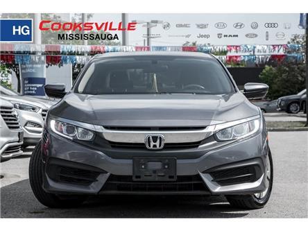 2017 Honda Civic LX (Stk: 660288T) in Mississauga - Image 2 of 18