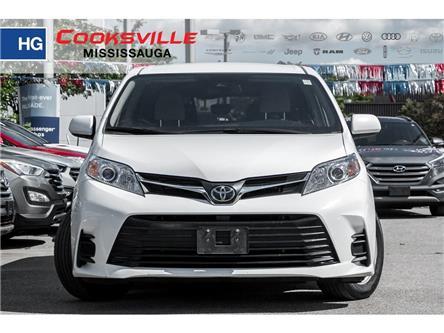 2019 Toyota Sienna  (Stk: 8059PR) in Mississauga - Image 2 of 18
