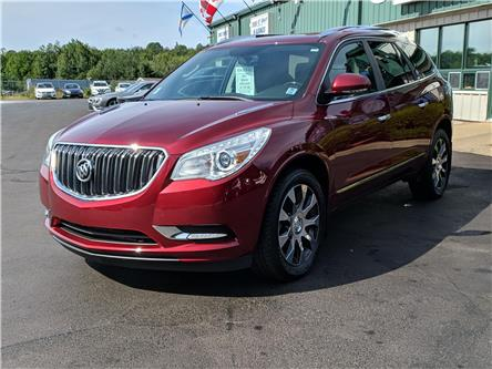 2017 Buick Enclave Leather (Stk: 10480A) in Lower Sackville - Image 1 of 23