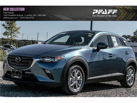 2019 Mazda CX-3 GS (Stk: LM9332) in London - Image 1 of 11