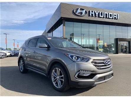 2017 Hyundai Santa Fe Sport 2.0T Ultimate (Stk: 29081A) in Saskatoon - Image 1 of 18