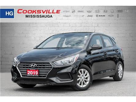 2019 Hyundai Accent  (Stk: H7905PR) in Mississauga - Image 1 of 18