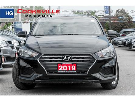 2019 Hyundai Accent  (Stk: H7905PR) in Mississauga - Image 2 of 18