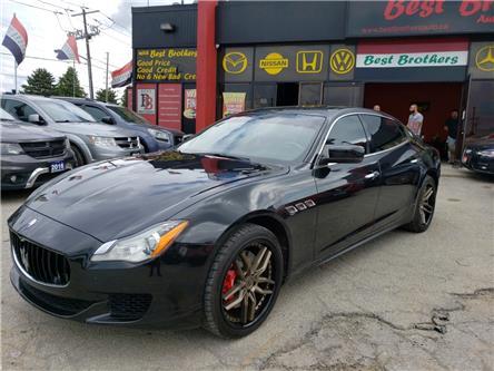 2014 Maserati Quattroporte S Q4 (Stk: 111389) in Toronto - Image 1 of 15