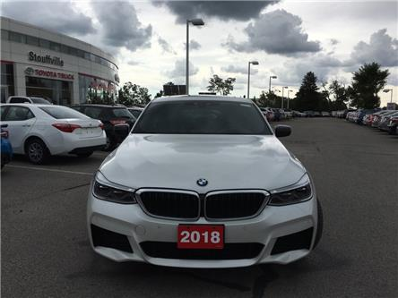 2018 BMW 640i xDrive Gran Turismo (Stk: P1930) in Whitchurch-Stouffville - Image 2 of 20