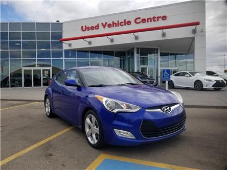 2013 Hyundai Veloster Tech (Stk: 2190635V) in Calgary - Image 1 of 24