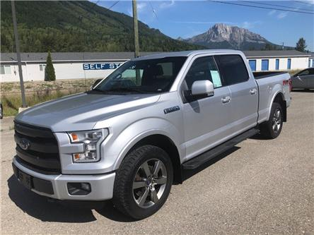 2016 Ford F-150 Lariat (Stk: UT1293) in Kamloops - Image 1 of 4