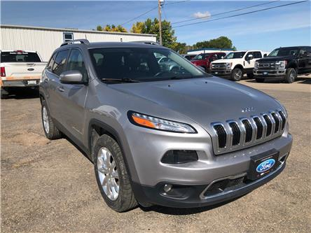 2016 Jeep Cherokee Limited (Stk: 9179B) in Wilkie - Image 1 of 22