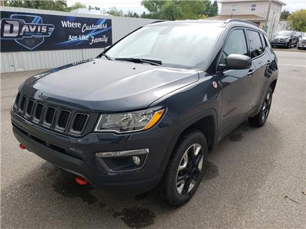 2018 Jeep Compass Trailhawk (Stk: 15790) in Fort Macleod - Image 1 of 20