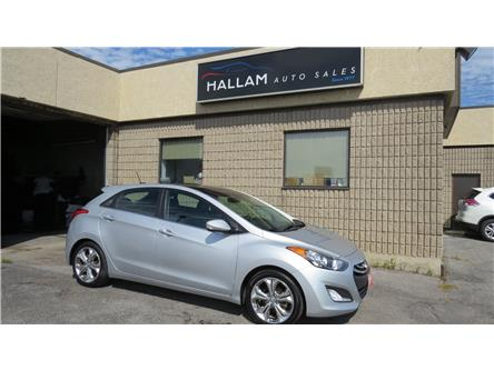 2014 Hyundai Elantra GT GLS (Stk: ) in Kingston - Image 1 of 19