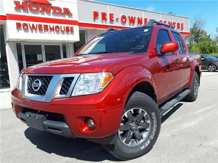 2017 Nissan Frontier  (Stk: 10658A) in Brockville - Image 1 of 27
