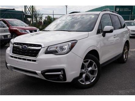 2017 Subaru Forester 2.5i Limited (Stk: SK893A) in Ottawa - Image 1 of 25