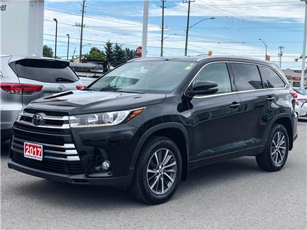 2017 Toyota Highlander XLE (Stk: TV155A) in Cobourg - Image 1 of 25
