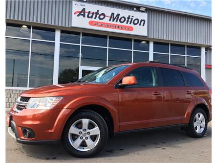 2012 Dodge Journey SXT & Crew (Stk: 191014) in Chatham - Image 1 of 23