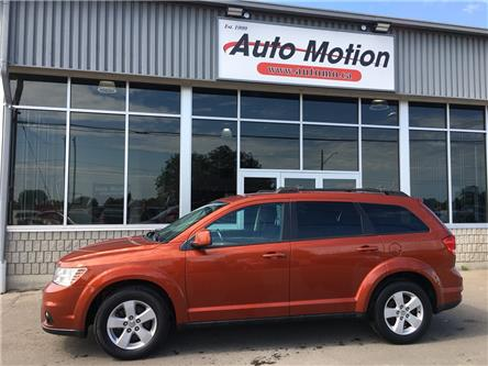 2012 Dodge Journey SXT & Crew (Stk: 191014) in Chatham - Image 2 of 23