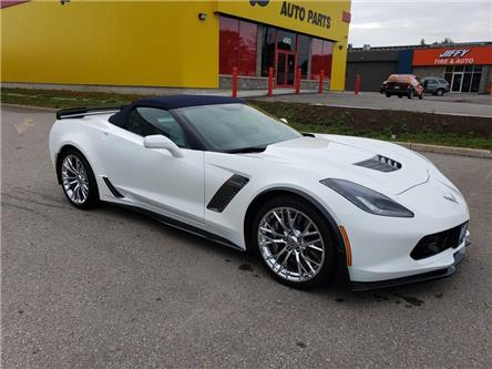 2017 Chevrolet Corvette Z06 (Stk: Z06 3LZ) in Brockville - Image 2 of 9