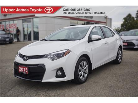 2015 Toyota Corolla S (Stk: 13100) in Hamilton - Image 1 of 22