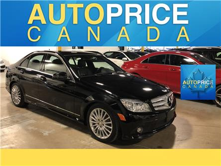 2010 Mercedes-Benz C-Class Base (Stk: R0559C) in Mississauga - Image 1 of 25
