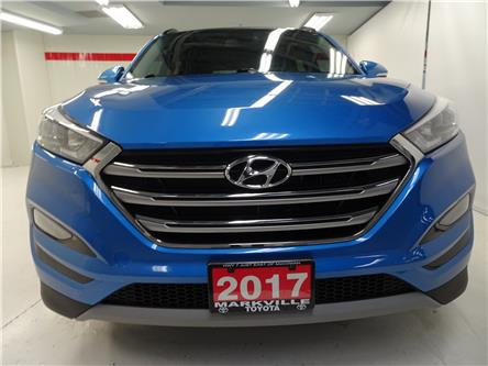 2017 Hyundai Tucson Limited (Stk: 36571U) in Markham - Image 2 of 9