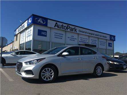 2019 Hyundai Accent Preferred (Stk: 19-52468) in Brampton - Image 1 of 24