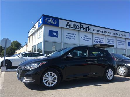 2019 Hyundai Accent Preferred (Stk: 19-73275) in Brampton - Image 1 of 24