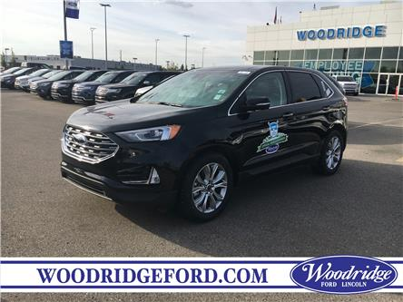 2019 Ford Edge Titanium (Stk: K-2339) in Calgary - Image 1 of 6