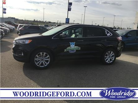 2019 Ford Edge Titanium (Stk: K-2339) in Calgary - Image 2 of 6