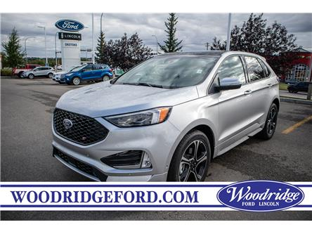 2019 Ford Edge ST (Stk: K-2481) in Calgary - Image 1 of 6