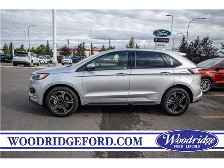 2019 Ford Edge ST (Stk: K-2481) in Calgary - Image 2 of 6