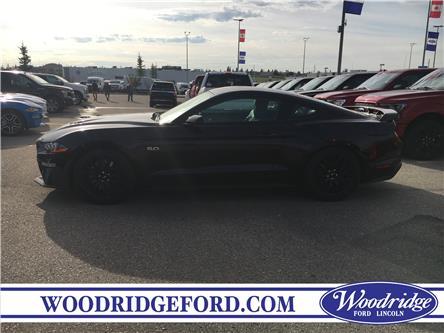 2019 Ford Mustang GT Premium (Stk: KK-13) in Calgary - Image 2 of 5
