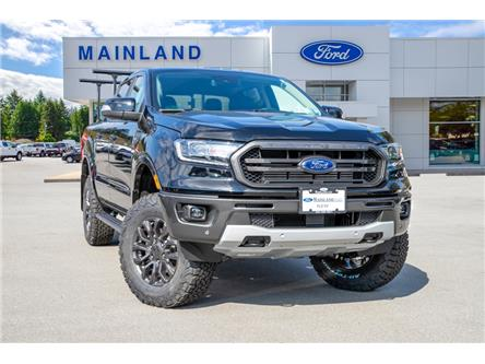 2019 Ford Ranger Lariat (Stk: 9RA7440) in Vancouver - Image 1 of 30