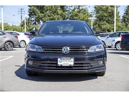 2015 Volkswagen Jetta 1.8 TSI Comfortline (Stk: VW0956) in Vancouver - Image 2 of 22