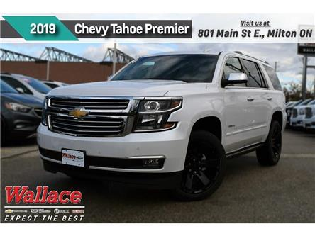 2019 Chevrolet Tahoe Premier (Stk: 152734) in Milton - Image 1 of 15